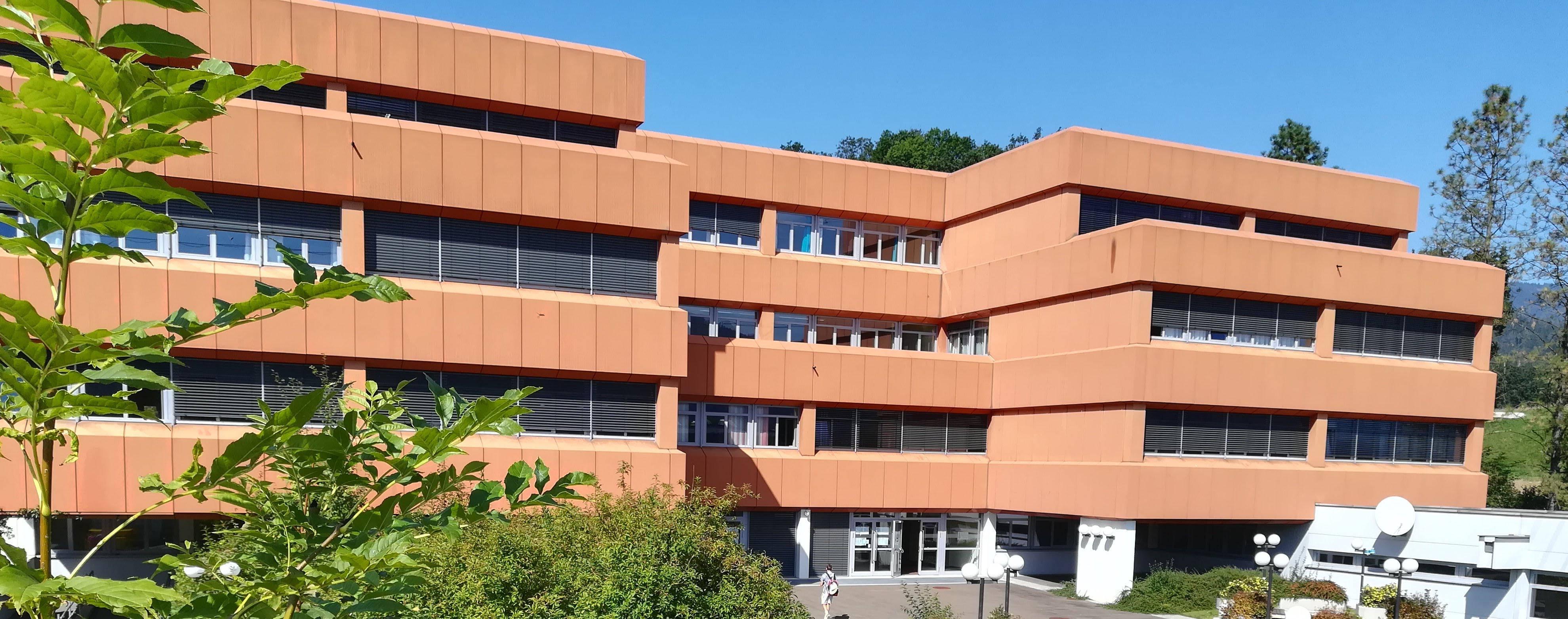 Homepage des Gymnasiums Kapfenberg