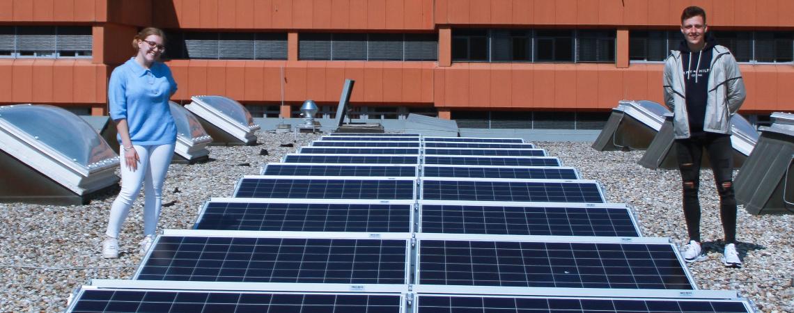 Neue Energie für das Schuljahr 2021/22